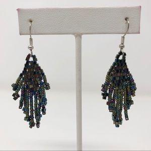 Handmade Glass Beads Earrings